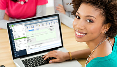 how to void a check in quickbooks