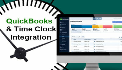 QuickBooks & Time Clock Integration